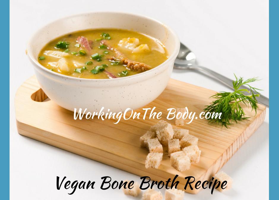 How to Make Vegan Broth