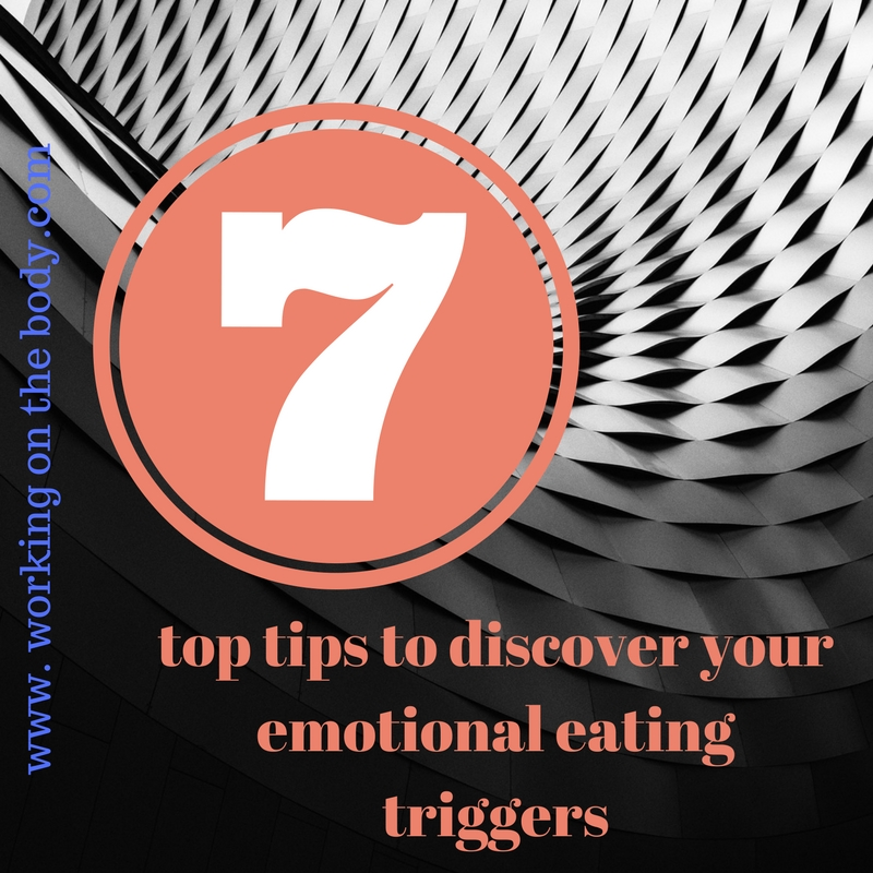 Are You An Emotional Eater We Share Practical Tips To: 7 Ways To Discover Your Emotional Eating Triggers