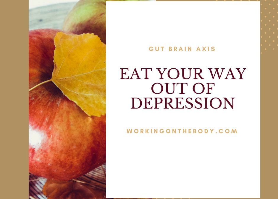 Eat your way out of depression