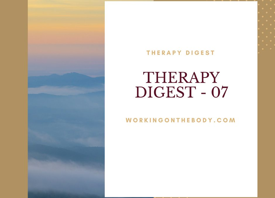 Therapy Digest 07