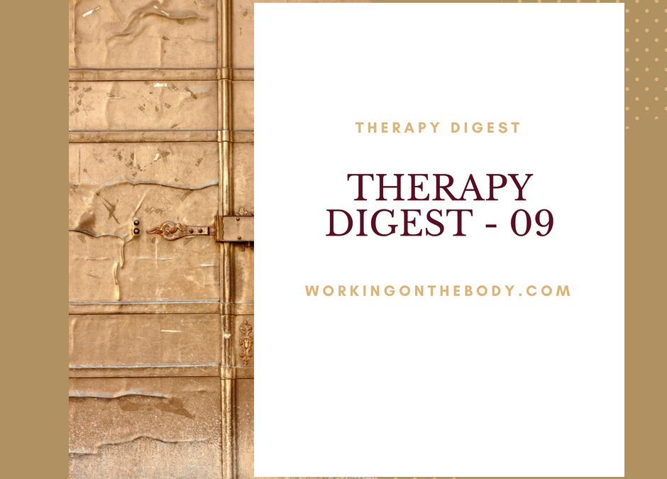 Therapy Digest 09