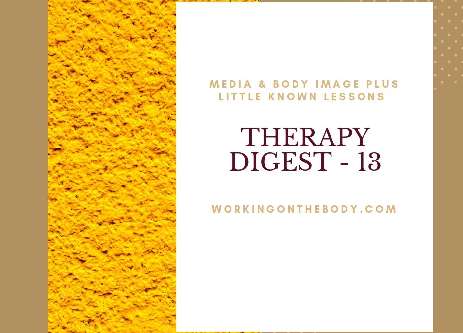 Therapy Digest 13