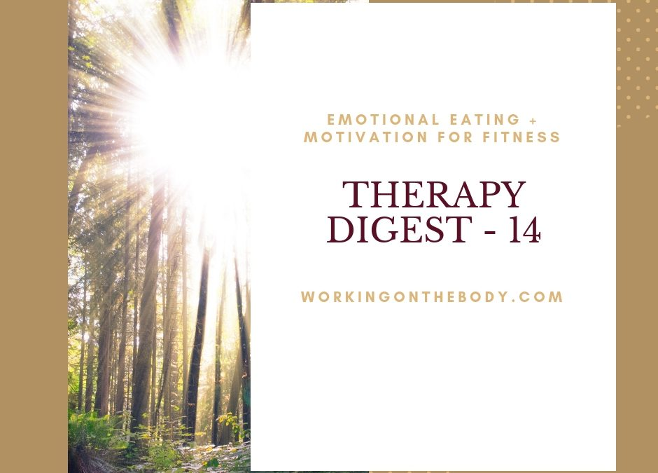 Therapy Digest 14