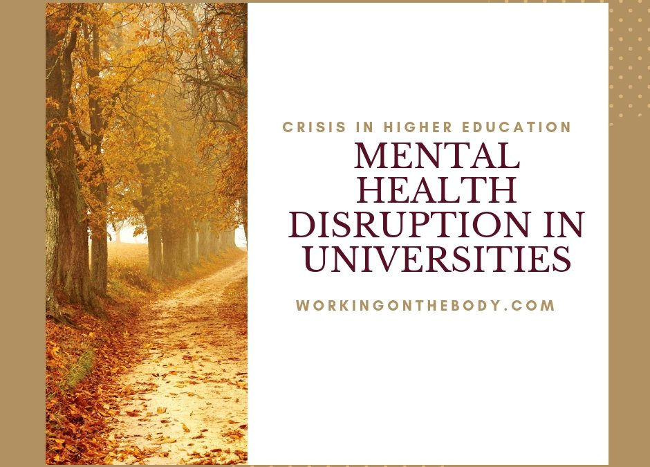 Students: Mental Health at University