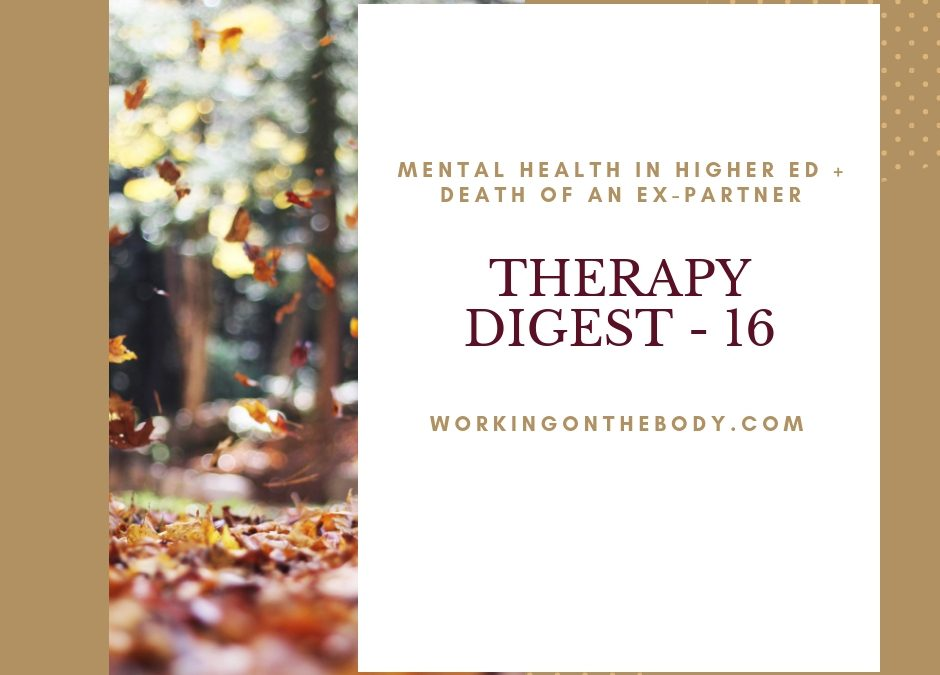 Therapy Digest 16