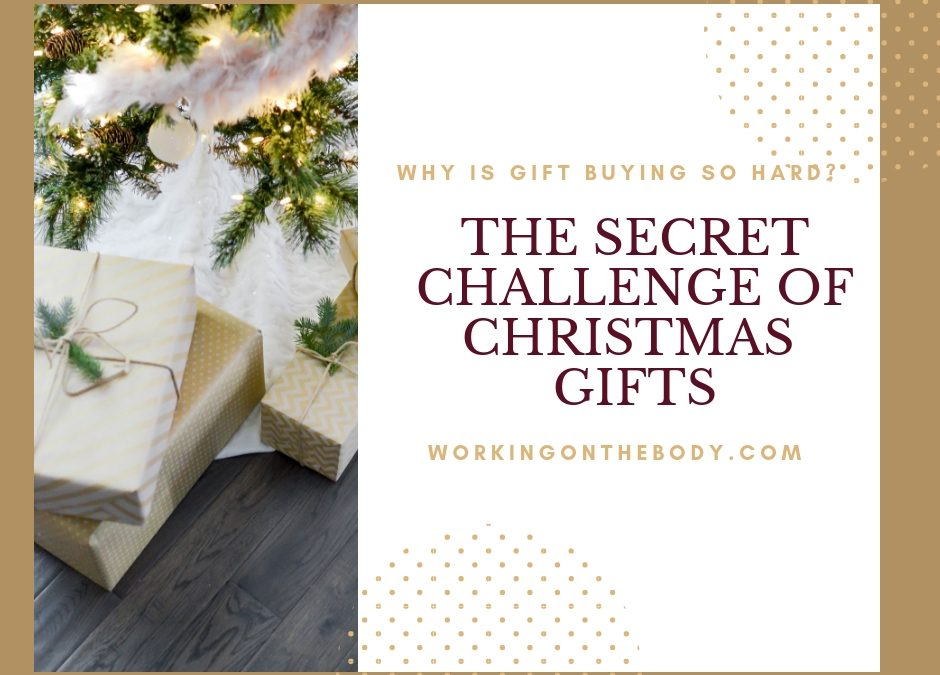 The Secret Challenge of Christmas Gifts