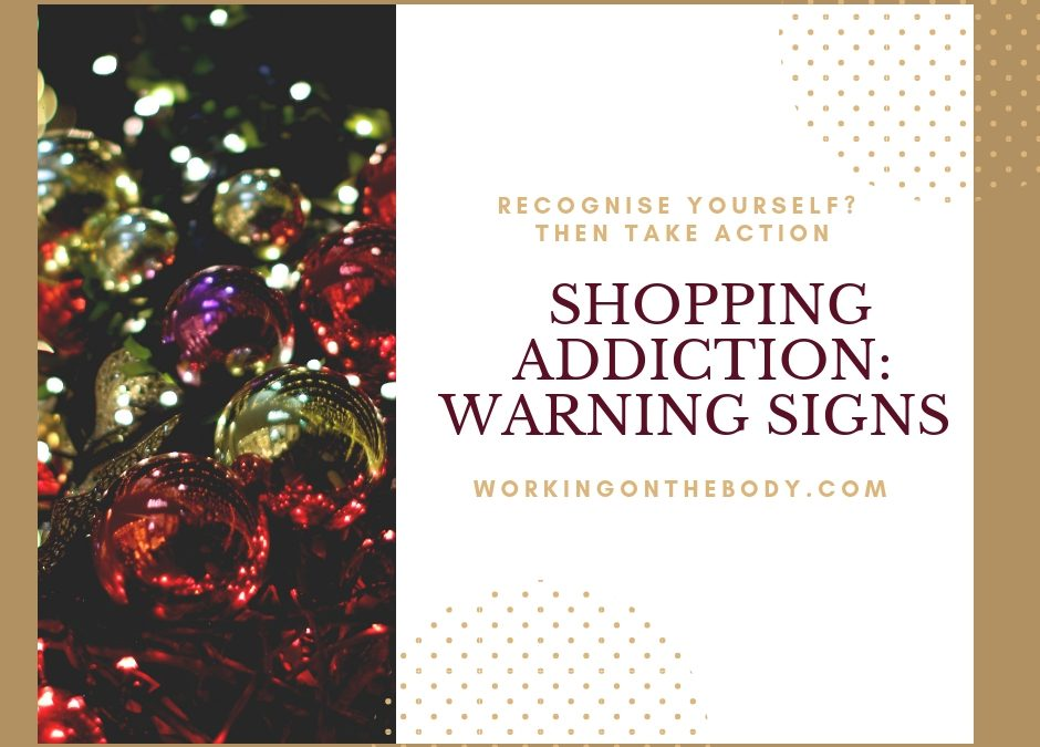Shopping Addiction: Warning Signs To Watch Out For