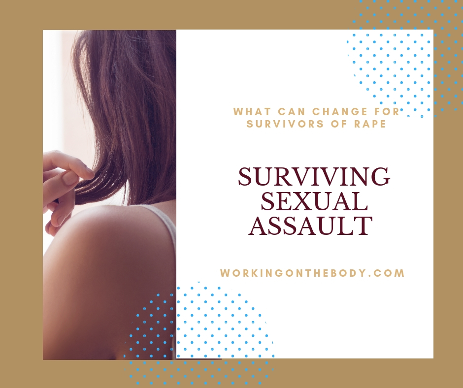 Surviving sexual assault: can change your sexual desires?
