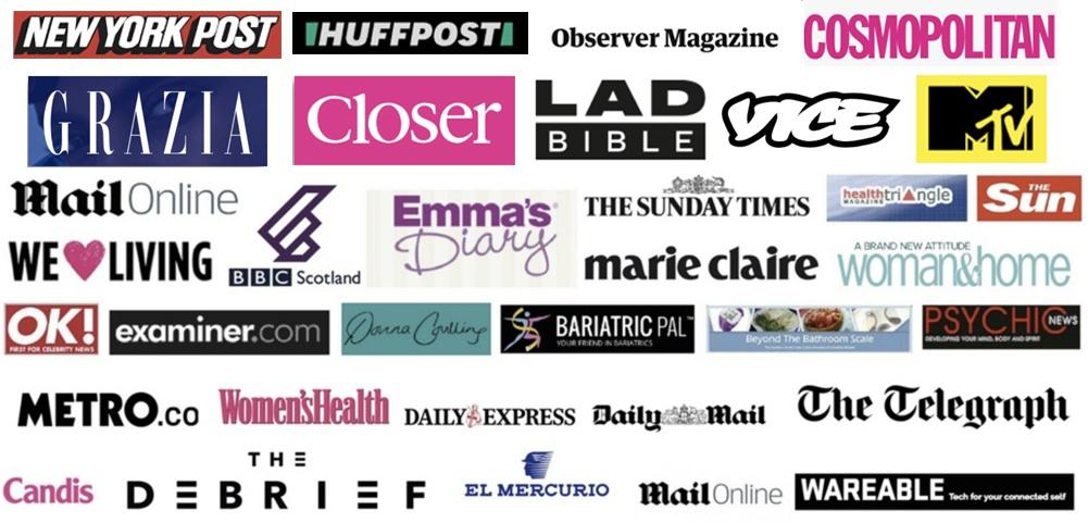 Media Logos 2019
