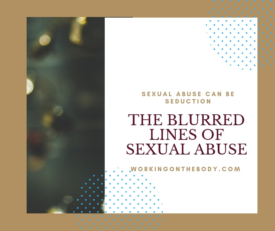 The blurred lines of sexual abuse